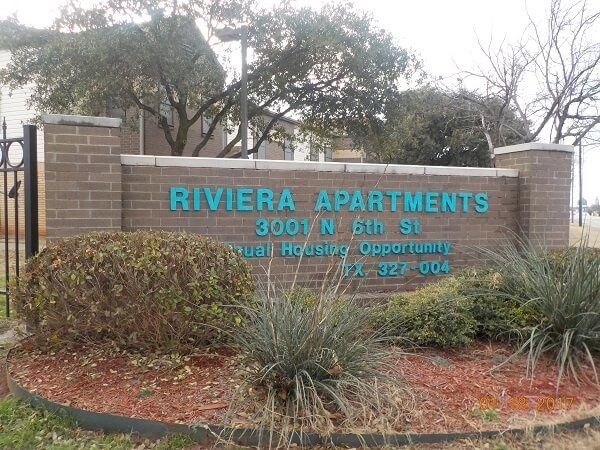 Riviera Complex at 3001 N. 6th St.