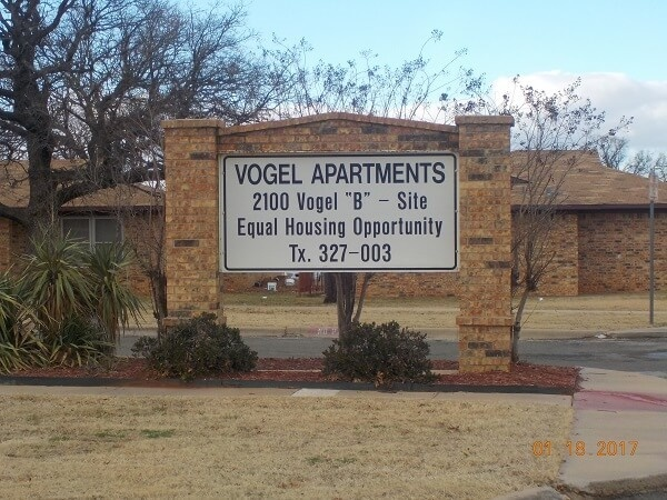 Vogel Complex B at 2100 Vogel St.